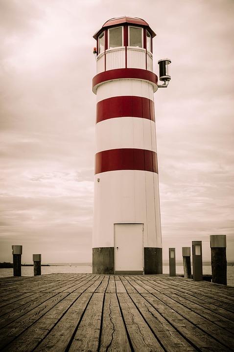 Mole, Lighthouse, Podersdorf