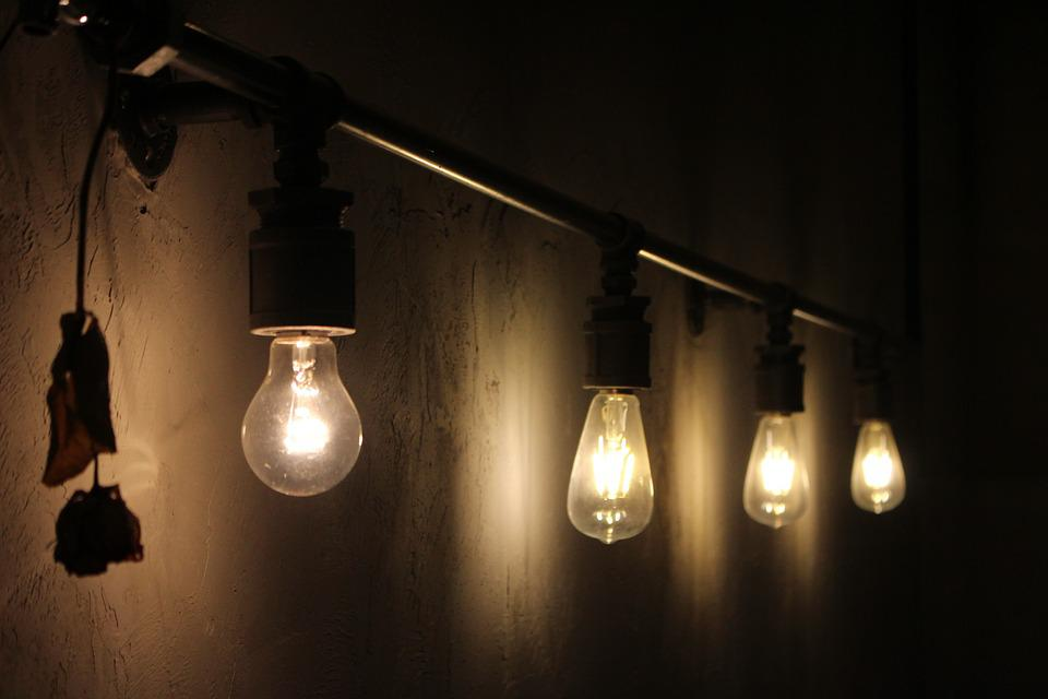Lighting, Light Bulb, Light, Electric, Lights