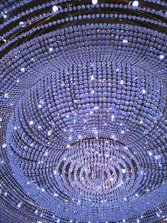 Chandelier, Lighting Equipment, Ceiling, Gorgeous
