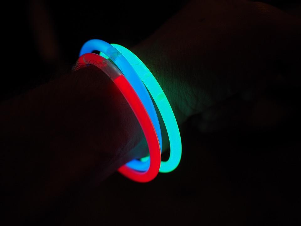 Glow Stick, Colorful, Light, Color, Lights, Lighting