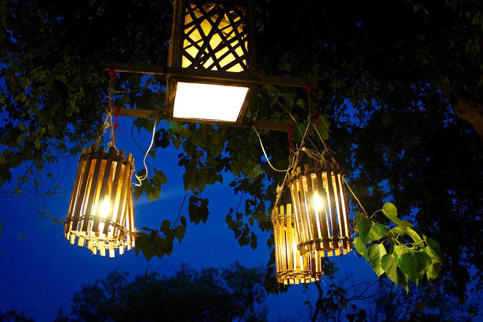 Lantern, Light, Lamp, Light Beam, Lighting, Night