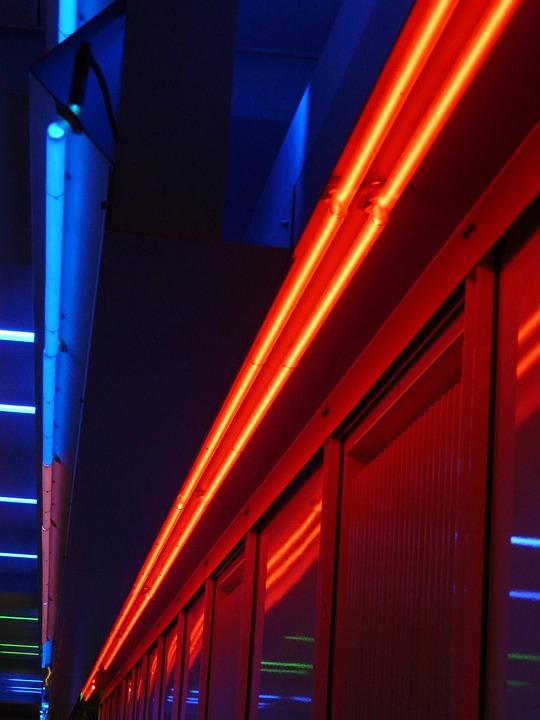 Neon Light, Neon Lights, Neon, Lamps, Light, Lighting