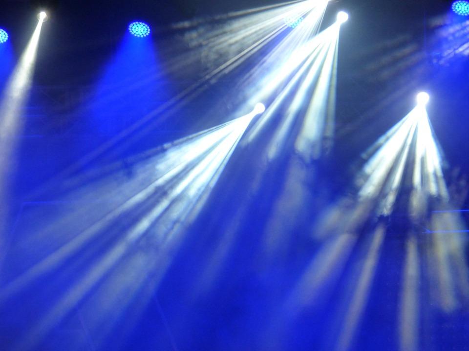 Concert, Lighting, Reflex, Reflection, Light
