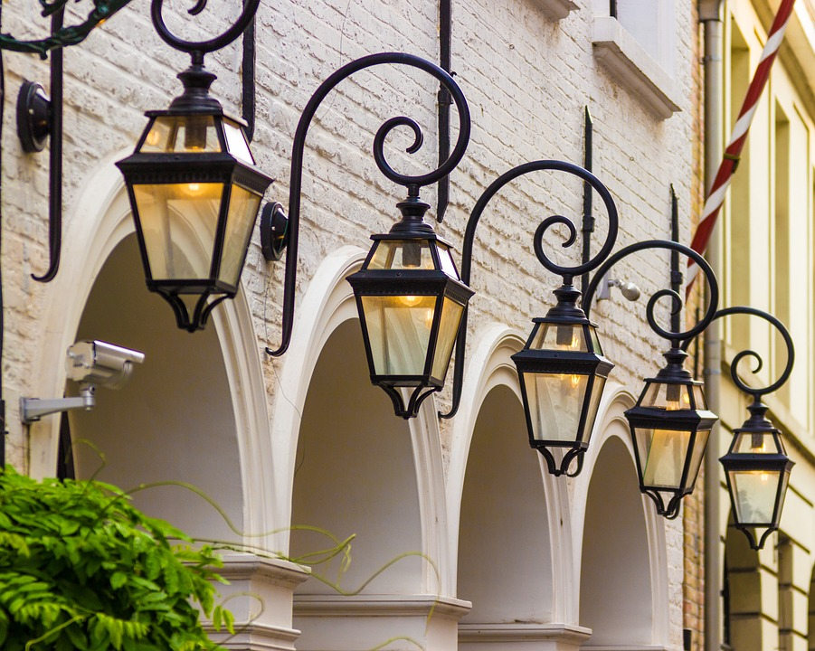 Lamps, Lighting, Lantern, Outdoor, Romantic, Nostalgia
