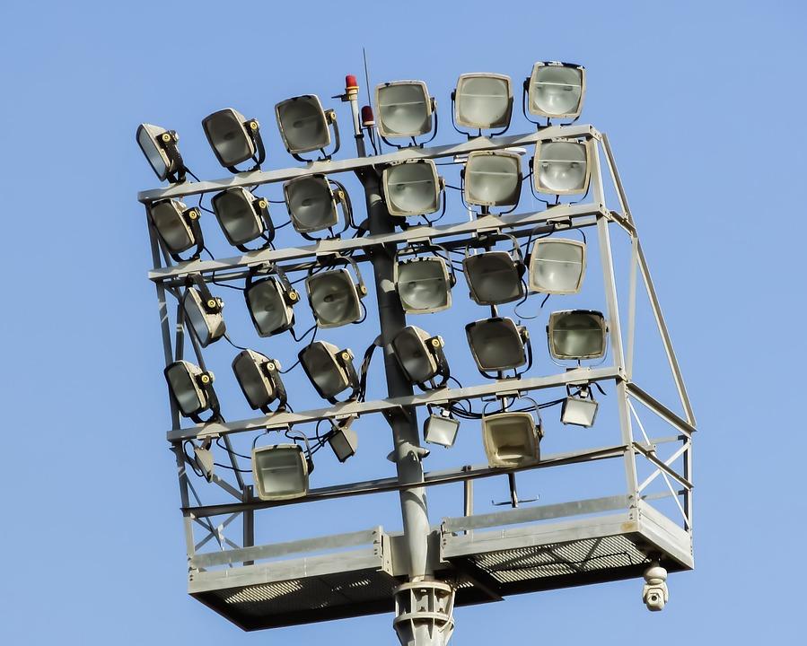 Light, Lighting System, Stadium Lighting, Lamp