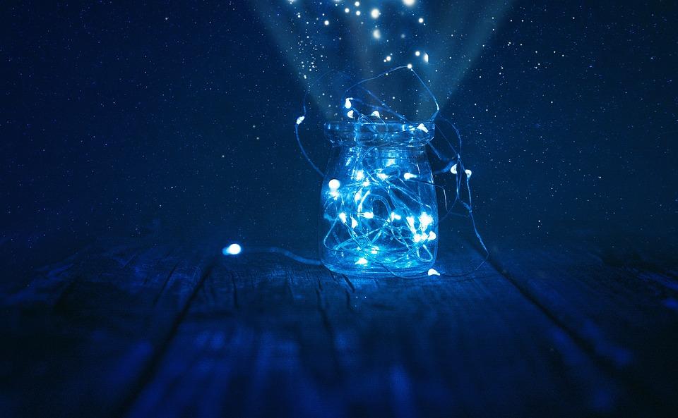 Lights, Fireflies, Glow, Glowworms, Lightning Bugs