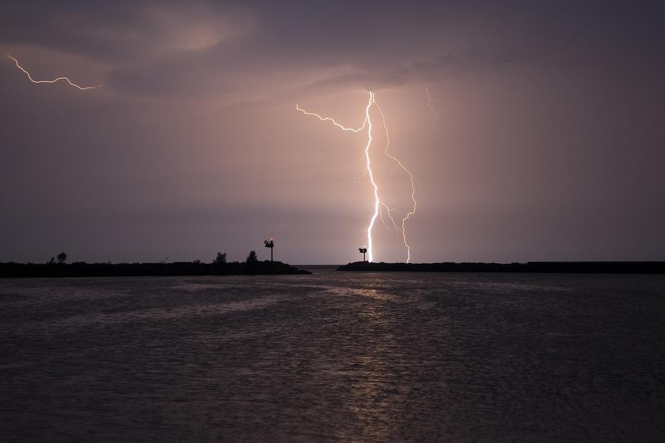 Storm, Weather, Bolt, Thunder, Sky, Lightning