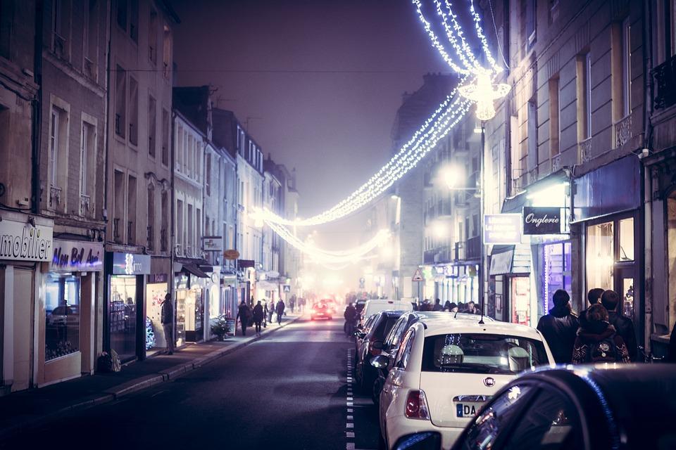 tourism city christmas decorations christmas lights