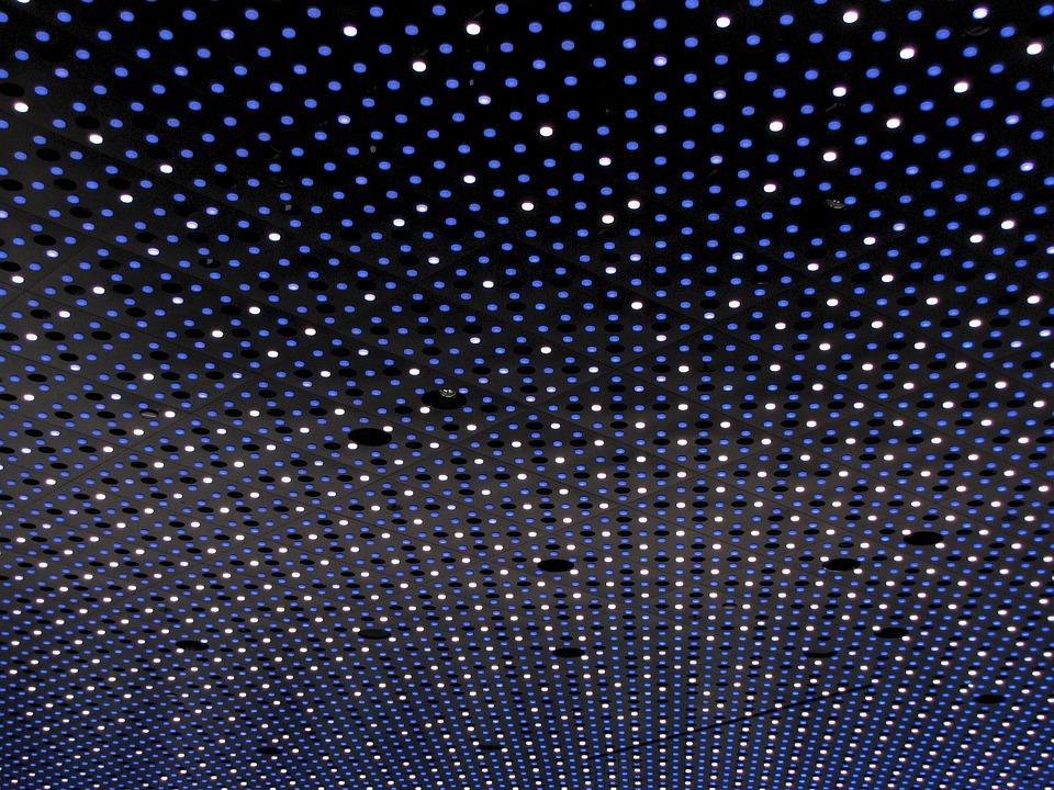 Lights, Ceiling, Bulb, Dark, Electric, Glass, Interior