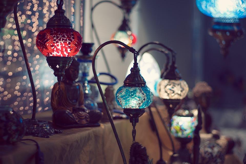 Lamp, Chandelier, Light, Lighting, Lights, Light Bulb