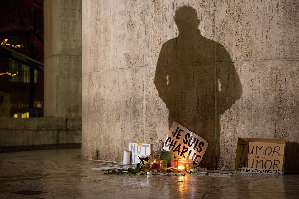 Protest, Charlie, Dam, Lights, Light, Monument, Night