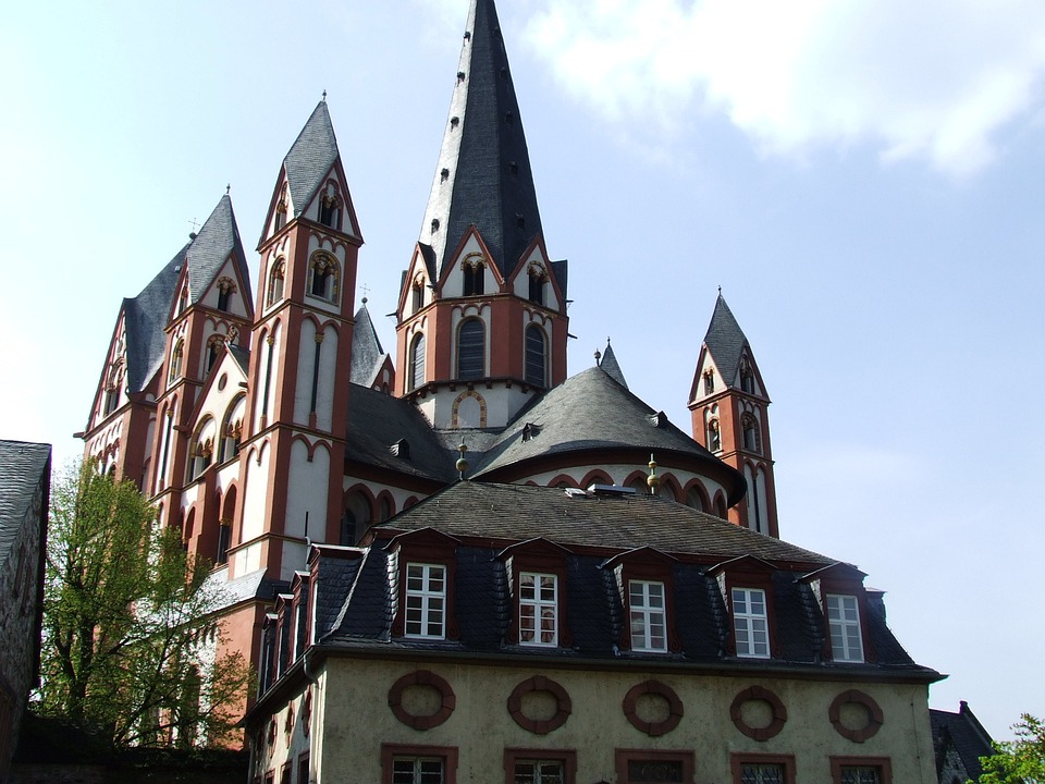 Limburg, Germany, Hesse, Dom, Church, Building