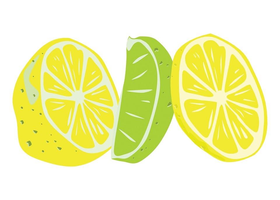 Lime, Lemon, Lemonade, Fruit, Citrus, Sour, Juicy