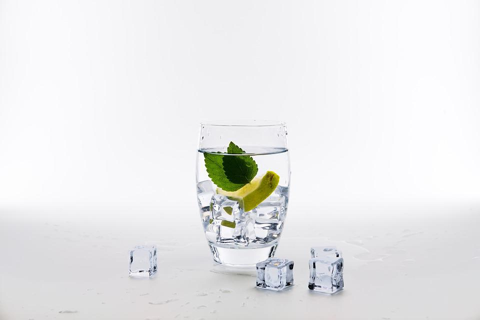 Water, Refreshment, Drink, Mint, Mint Leaf, Lime
