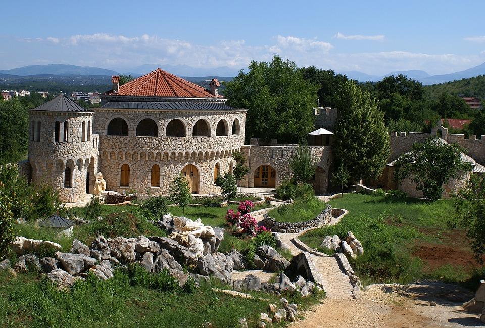 Building, Architecture, Masonry, Stone Fired, Limestone