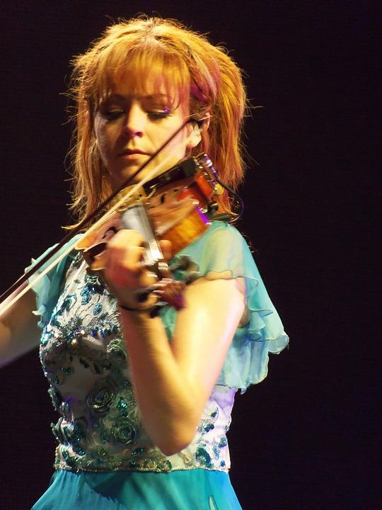 Lindsey Stirling, Music, Violin, Talented, Artist