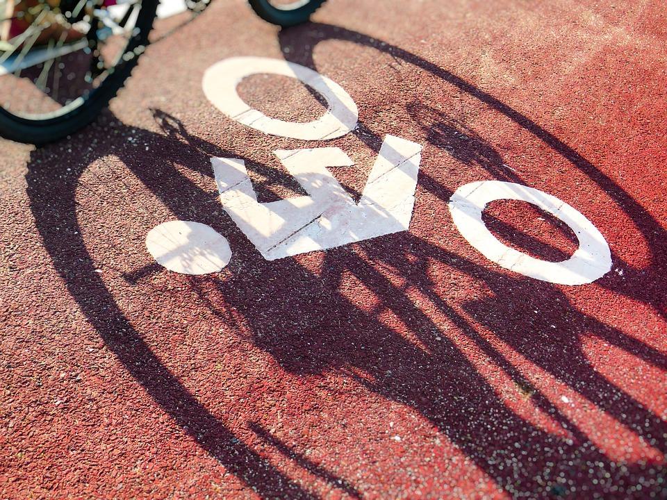 Bike, Track, Biking, Lane, Cyclist, Line, Way, Street