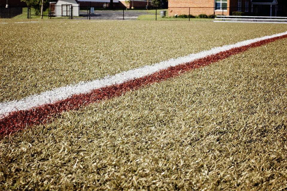 Turf, Lines, Field