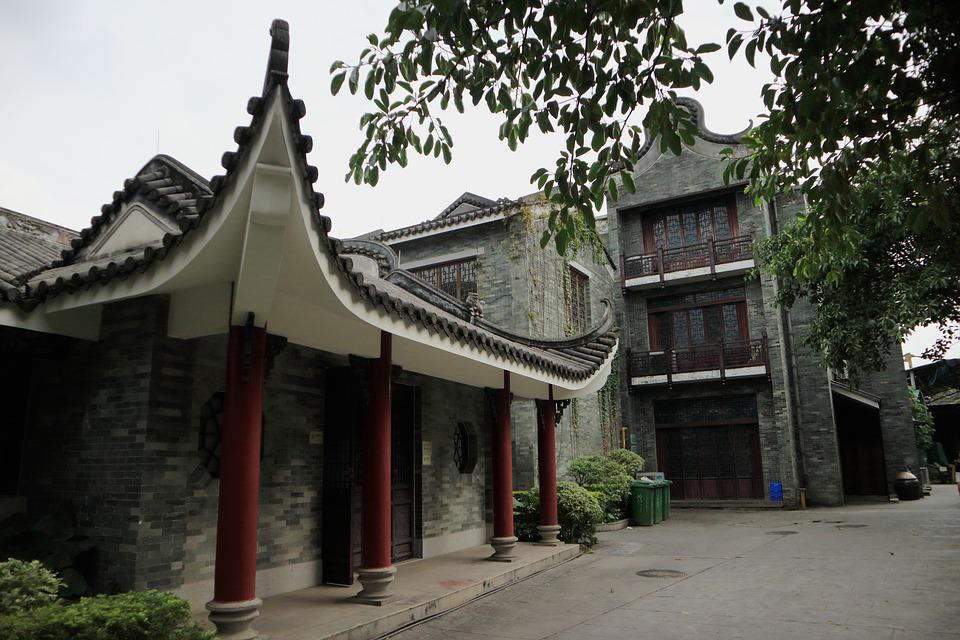 Ancient Architecture, Lingnan Culture, China