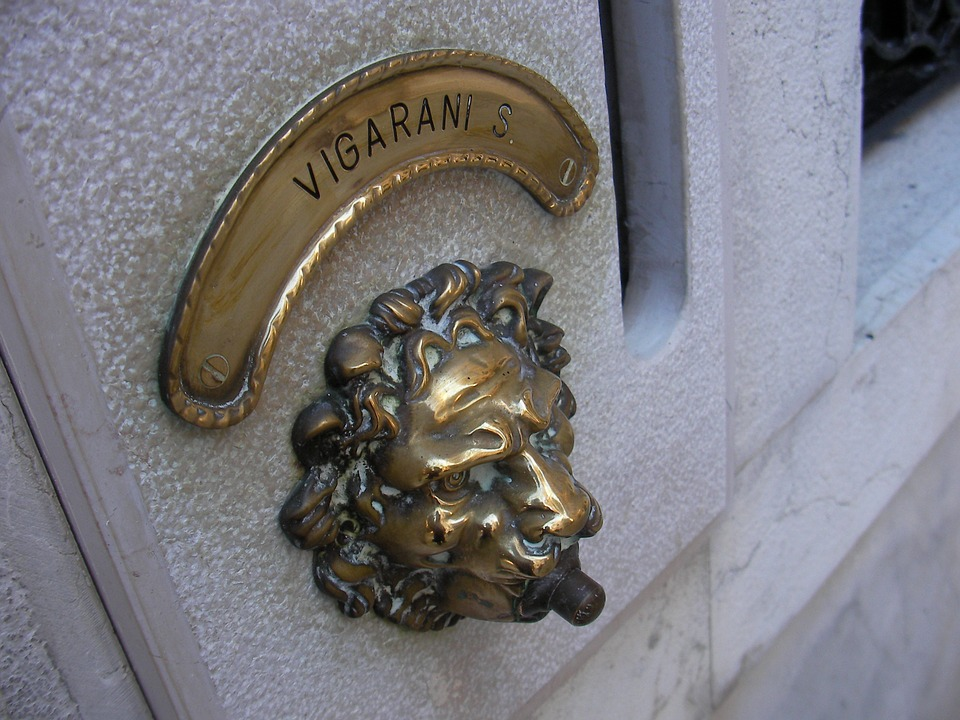 Italy, Lion, Artistic Conception