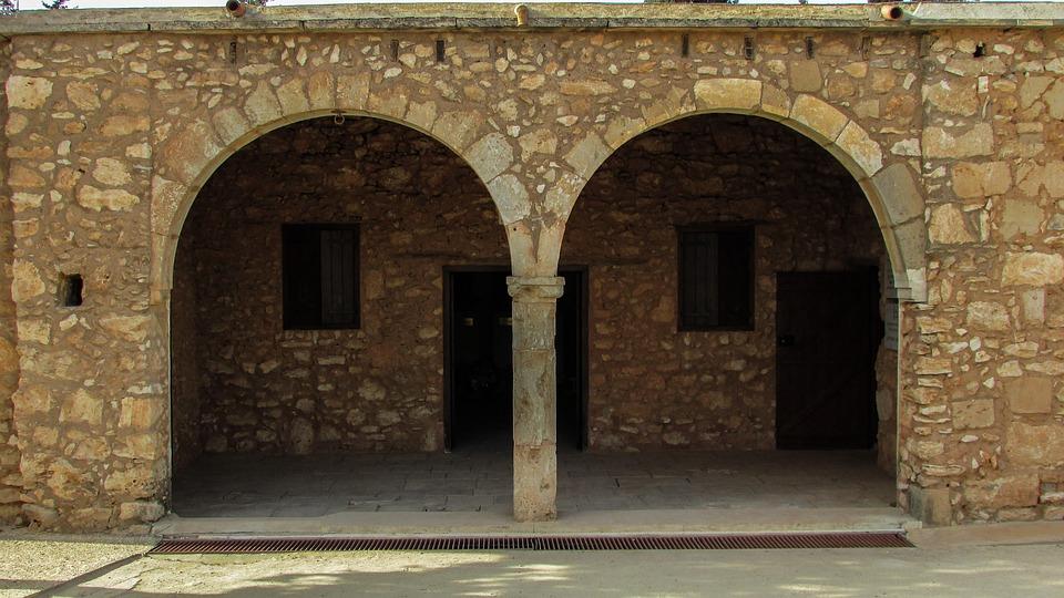 Cyprus, Liopetri, Achyronas, Landmark, Museum