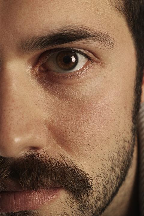 Male, Eye, Beard, Browse, Lip, Eyelash, Handsome