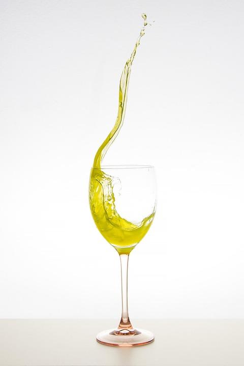 Drink, Liquid, Glass, Refreshment, Juice, Splash