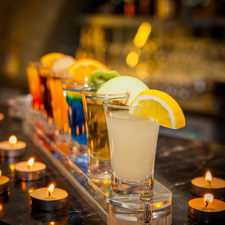 Tequila, Shots, Liquor, Mixed Drinks, Tequila Shots