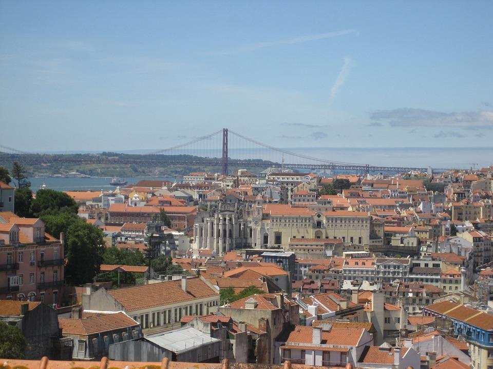 Lisbon, City, Landscape