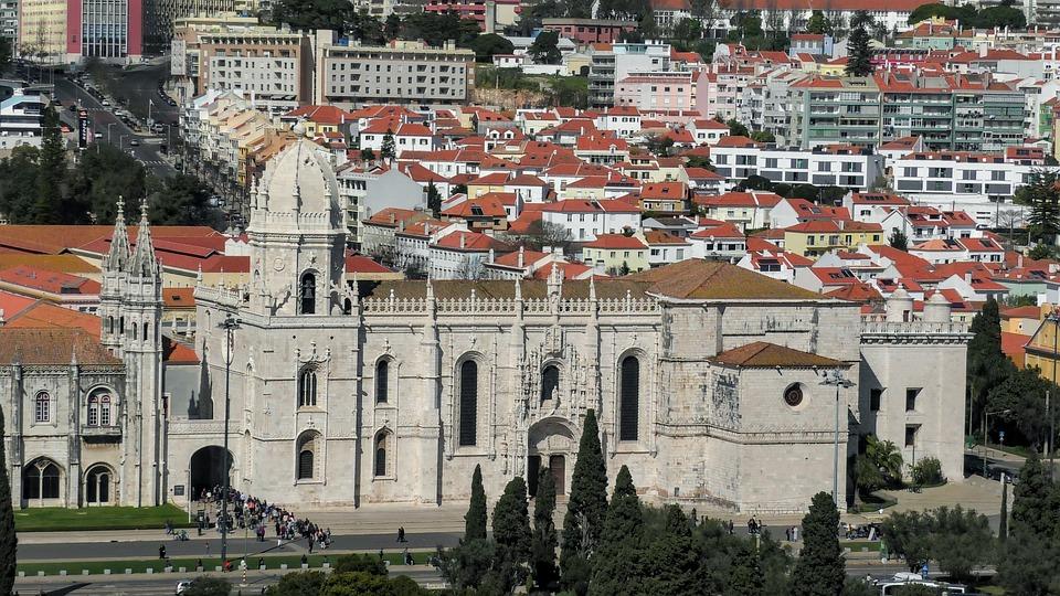 Jeronimo Monastery, Lisbon, Portugal, Lisboa, Belem