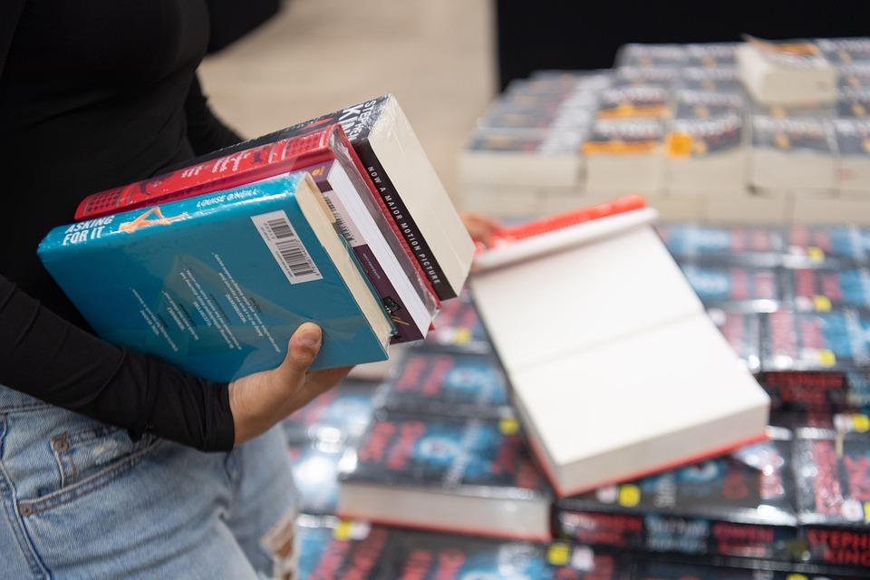 Books, Book Fair, Fair, Book, Sale, Literature, Read