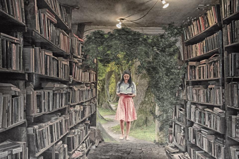 Library, Nature, Naturopathy, Education, Literature
