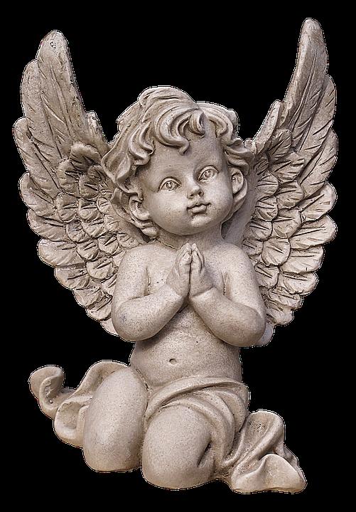 Angel, Wing, Pray, Little Angel, Guardian Angel, Love