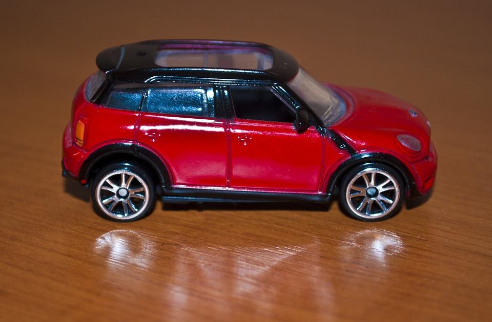 toy car red mini child fun kid little