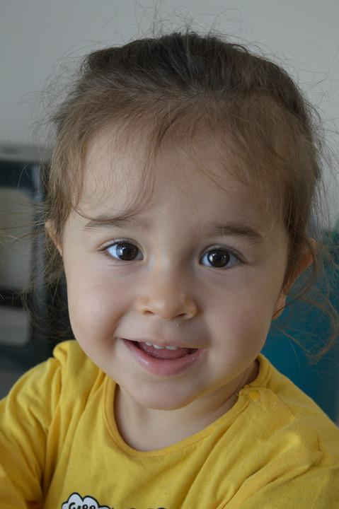 Child, Girl, Cute, Smile, Little, Face, Childhood