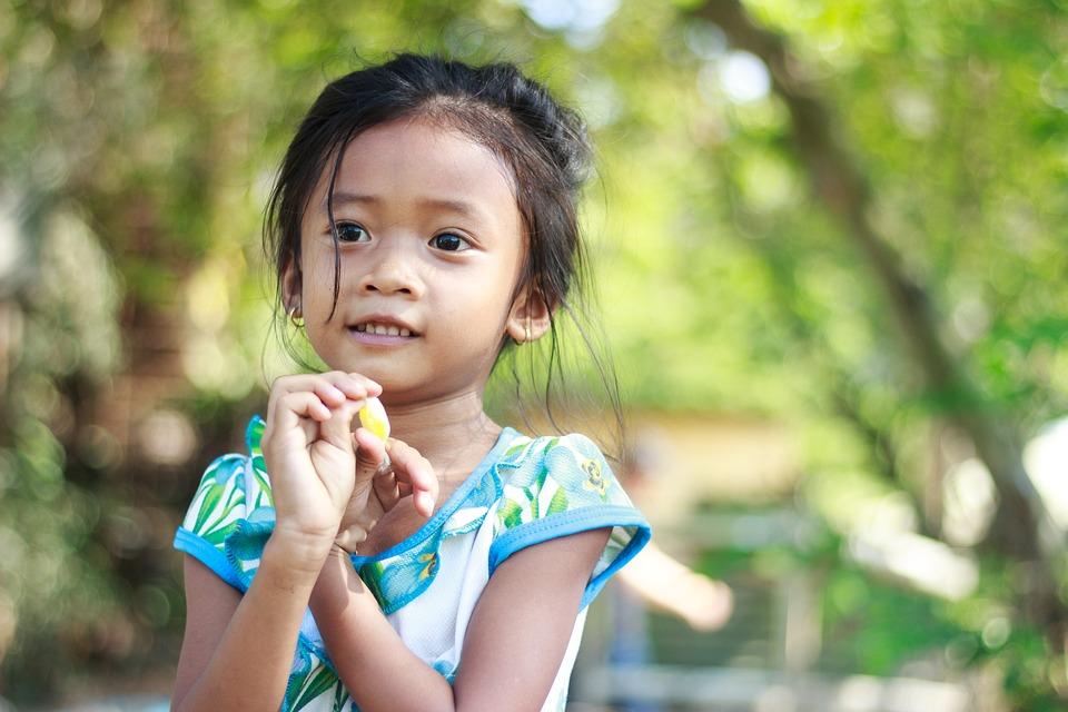 Little Girl, Kid, Happy, Girl, Cute, Child, Little