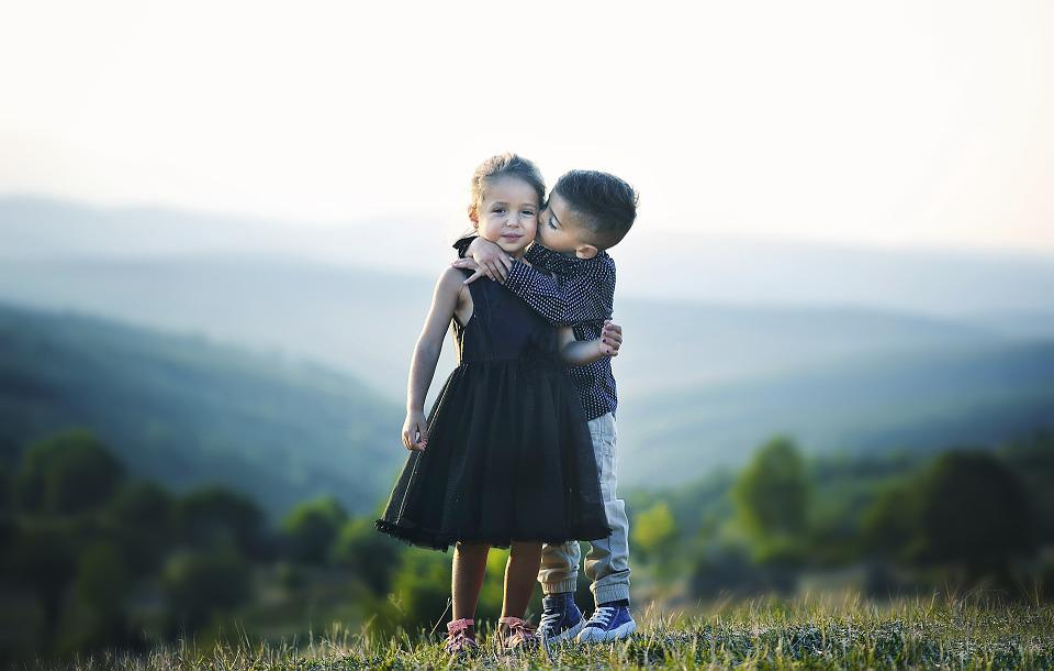 Child, Beautiful, Model, Little, Cute, People, Portrait
