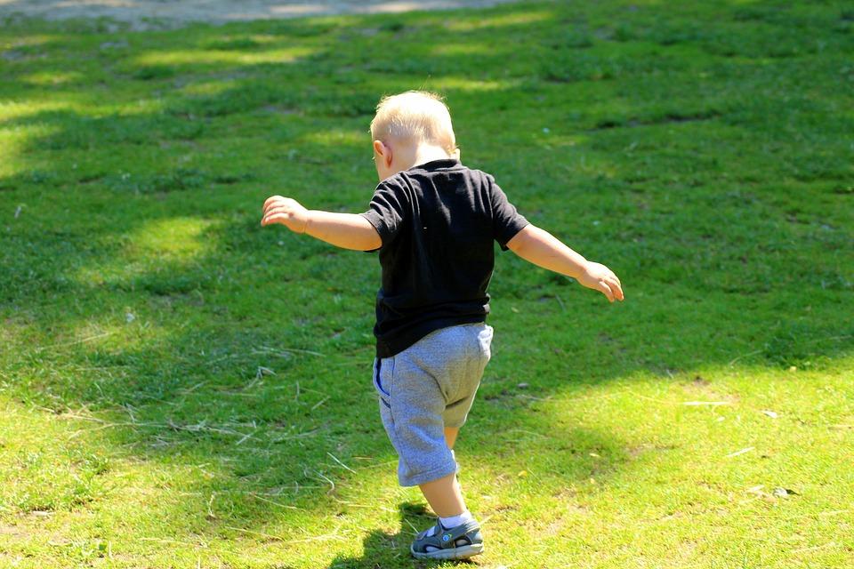 Child, Little Man, First Steps, Boy, Childhood