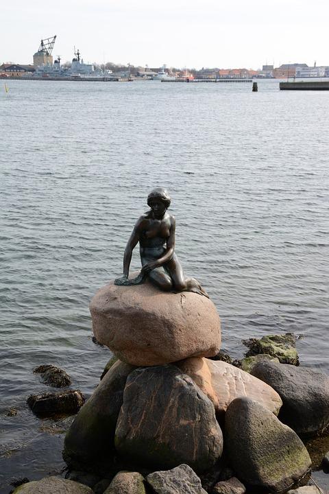Copenhagen, Dutch, Danish, Little Siren, Scandinavia