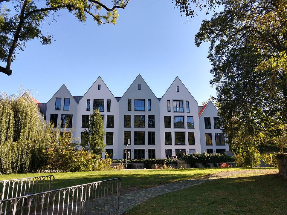 Soest, Residence, New Building, Facade, Modern, Live