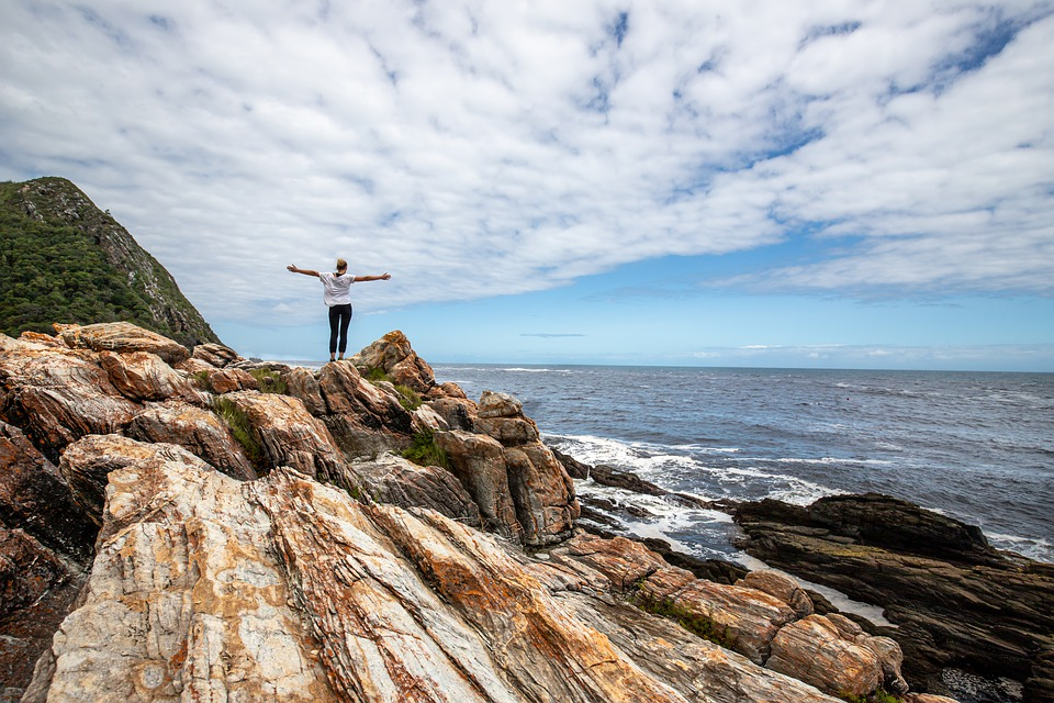 Freedom, Live, Love, Nature, Cliffs, Mountains