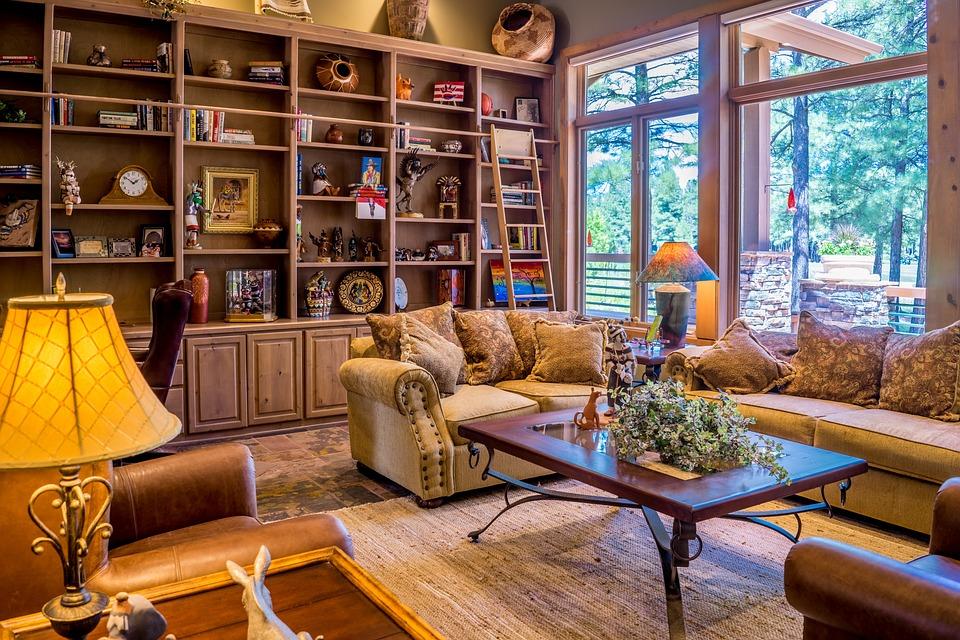 Interior, Living Room, Living Room Interior, Living