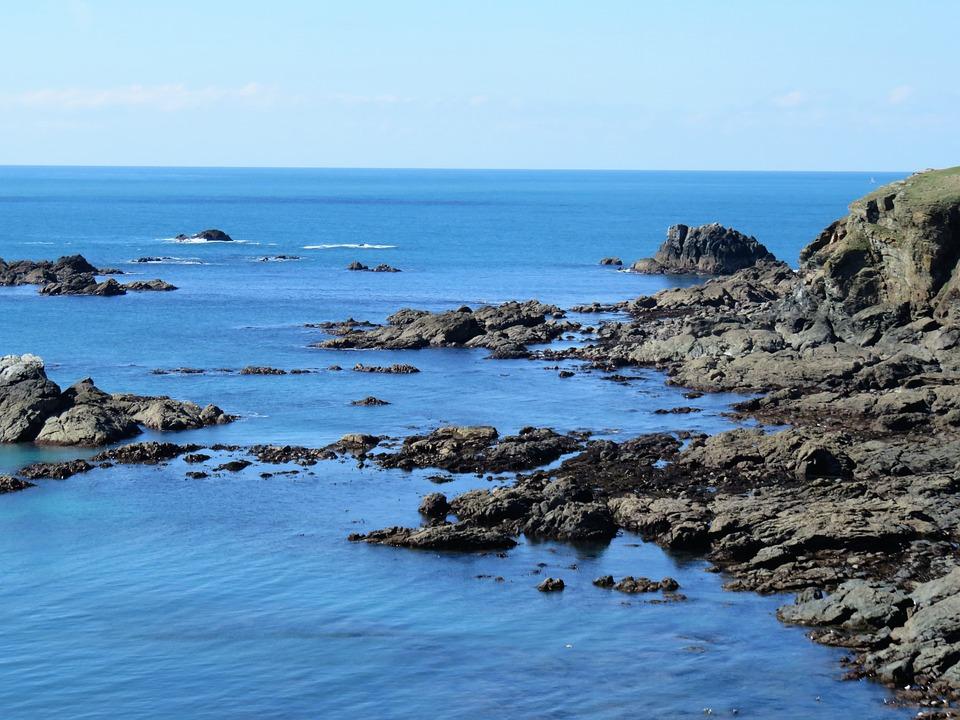 Free photo Lizard Point United Kingdom Cornwall Cliffs Rock - Max Pixel