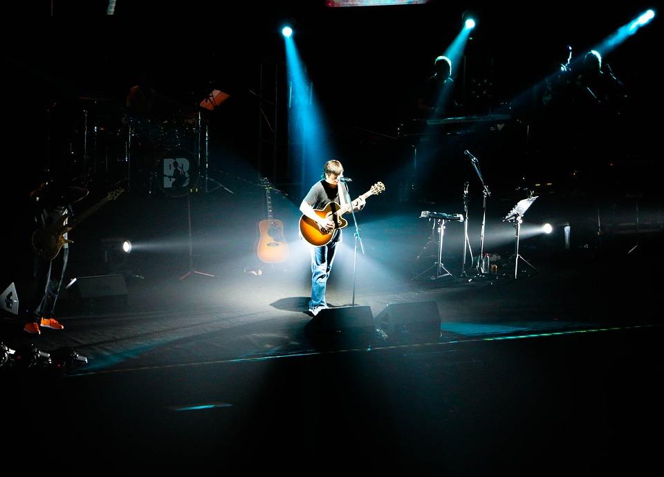 Concert, Music, Star, Lizhi