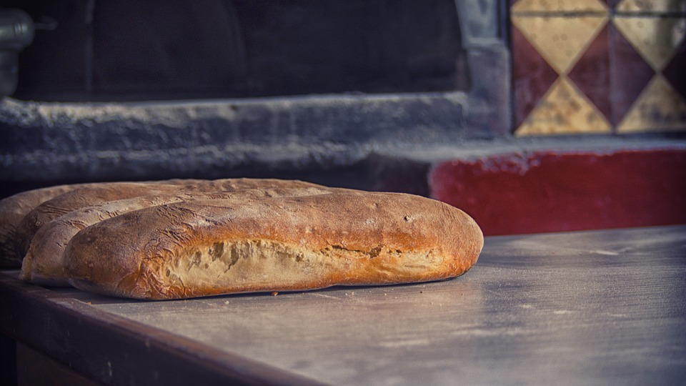Bread Farmer, Bread, Loaf Of Bread, Boulanger