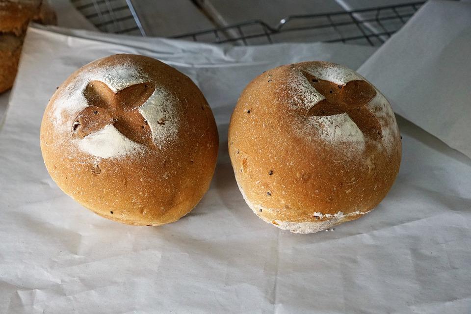 Food, Bread, Bakery, Loaf Of Bread, Pastries, Breakfast