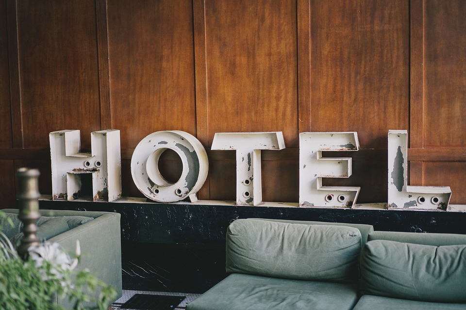 Architecture, Building, Infrastructure, Hotel, Lobby