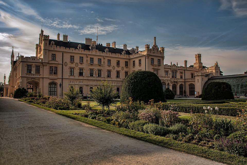 Fridge, Czech Republic, Lock, History, Gothic