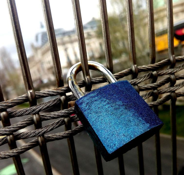 Padlock, Lock, Love, Inspirational, Decorative, Life