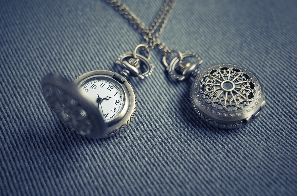 Pocket Watch, Locket, Watch, Timepiece, Time, Clock